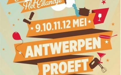 Minestrone op Antwerpen Proeft 2013